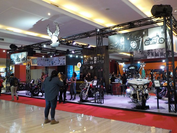 Sepeda Motor Terjual Selama IIMS 2018