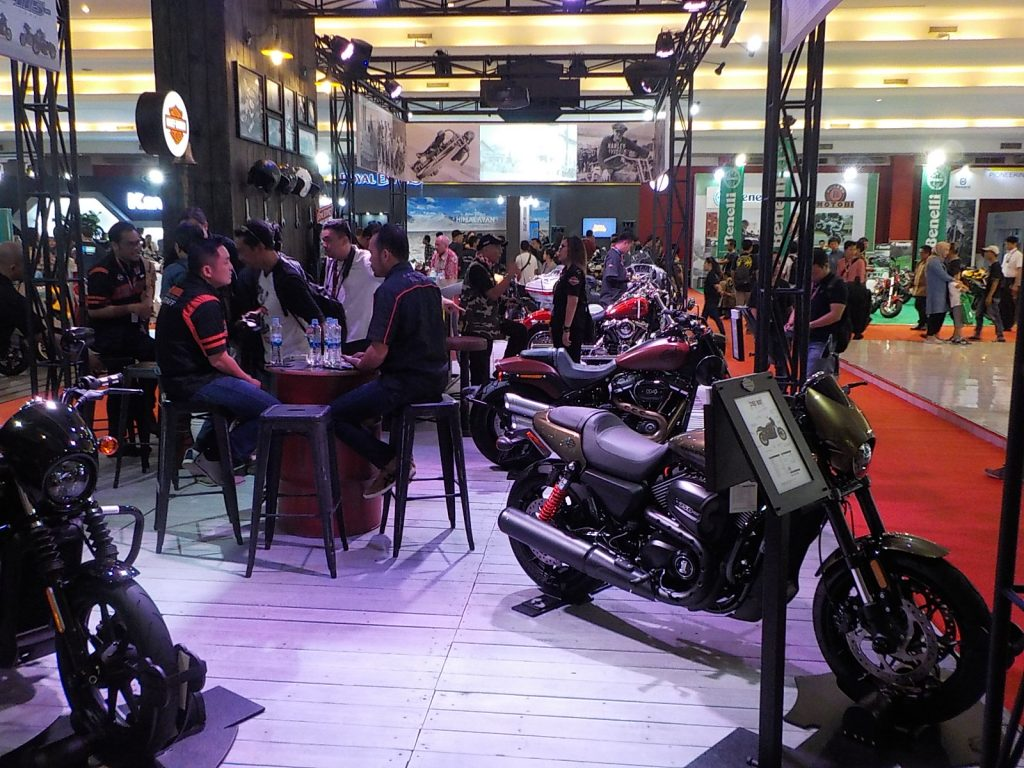 Telkomsel Indonesia International Motor Show 2019