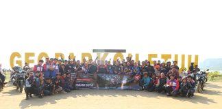 Touring Amal Asosiasi Honda Jakarta
