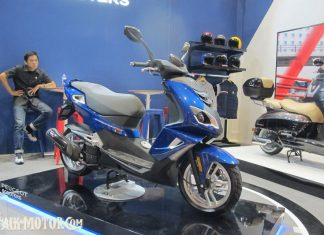 Harga Peugeot Speedfight 125125