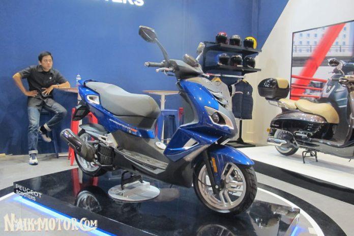 Harga Peugeot Speedfight 125125