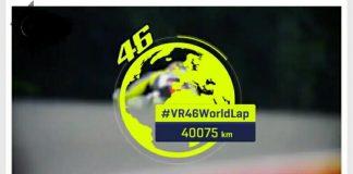 Rossi Telah Mengelilingi Dunia