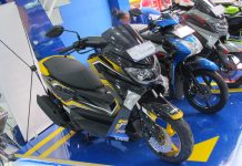 Yamaha Mekar Motor
