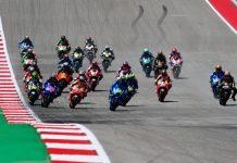 Daftar Sementara Pembalap MotoGP 2019
