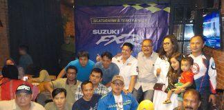 Suzuki FXR Club