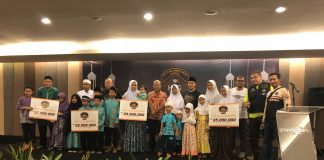 HOG Anak Elang Jakarta Chapter Isi Ramadhan 1439H