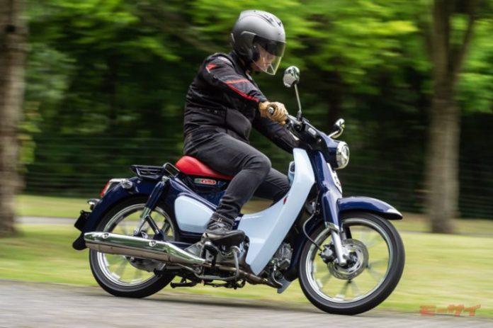 Konsumsi Bahan Bakar Honda Super Cub 125 nyaman