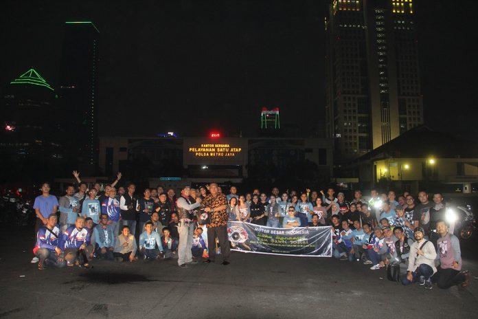 Kegiatan Perdana Motor Besar Indonesia