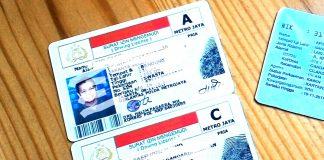 Permohonan SIM Ditambah Tes Psikologi