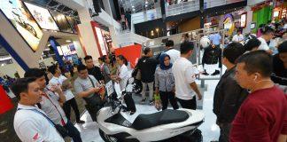 Wahana Berhasil Menjual 648 Unit Honda PCX
