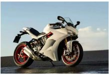 Ducati Supersport Rawan Terbakar