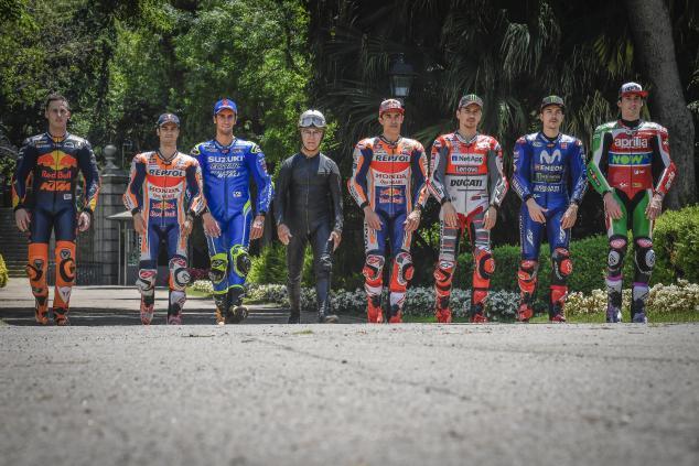 Postur Ideal Juara MotoGP