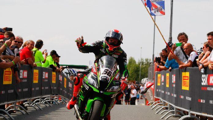 Sykes Tidak Bersama Kawasaki di WorldSBK 2019