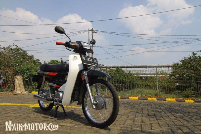 Honda Astrea Bulus 1991