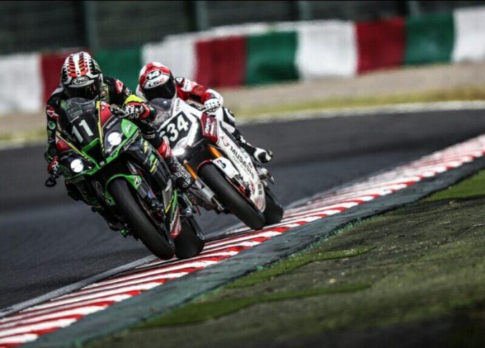 Leon Haslam Tercepat di FP1 Suzuka 8 Hours 2018