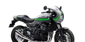 Kawasaki Z900RS CAFE model 2019