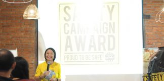 Safety Campaign Award 2018