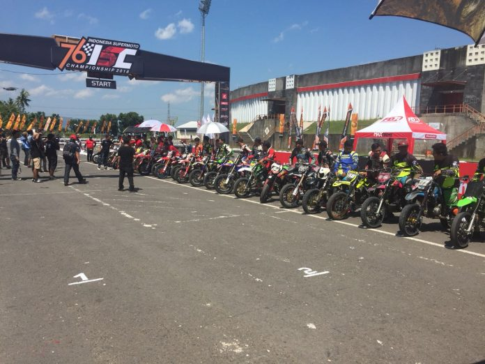 Indonesia Supermoto Championship Round 2