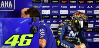 Rossi Minta Test Team