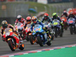 Daftar Sementara Pembalap MotoGP 2019 setelah SIC