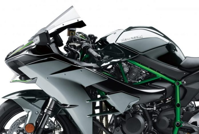 Cat Kawasaki Ninja H2 2019 Bisa Pulih Sendiri