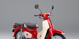 Dua Model Edisi Khusus Honda Super Cub 60 Tahun
