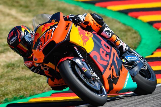 KTM Mencari Test Rider Kedua