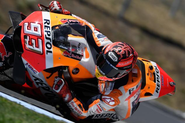Tes MotoGP Brno Hari Pertama