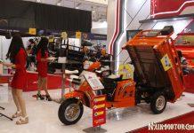 Motor Roda Tiga Nozomi