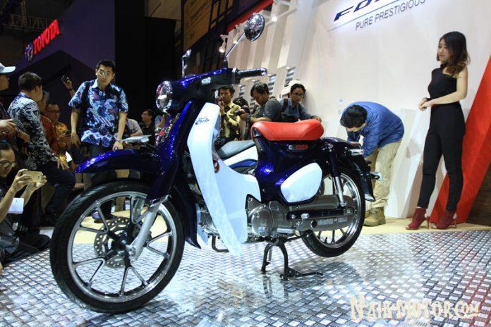 bebek retro Honda Super Cub C125