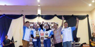 Dua Pereli Wanita Indonesia Juara Reli Asia AXCR 2018