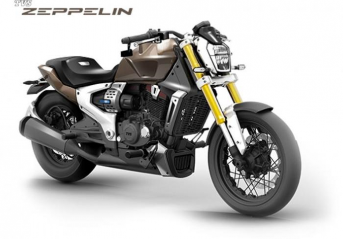 TVS Zeppelin 200 akan Dipasarkan