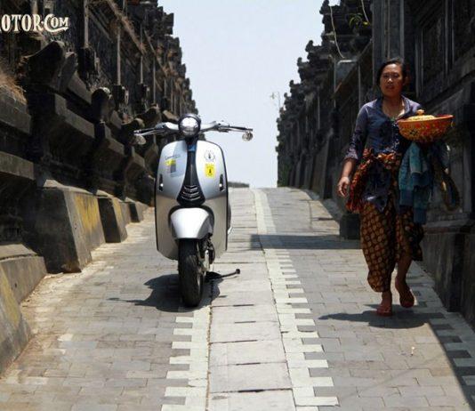 Indonesia Jadi Tuan Rumah Vespa World Days 2020