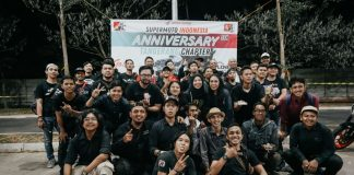 5th Anniversary Supermoto Indonesia Tangerang Chapter