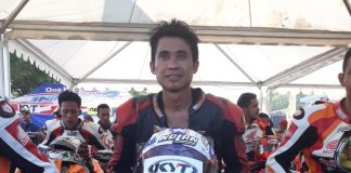 Indonesia CBR Race Day seri 2