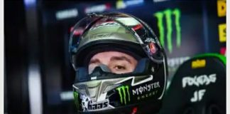 Folger Menjadi Test Rider Tim Yamaha MotoGP