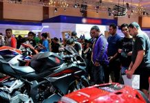 Indonesia Motorcycle Show 2018