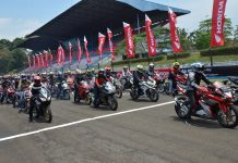 Indonesia CBR Race Day 2018 Seri 2