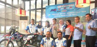 tim reli JNE Furukawa battery indonesia