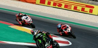 Race 1 WorldSBK 2018 Portimao