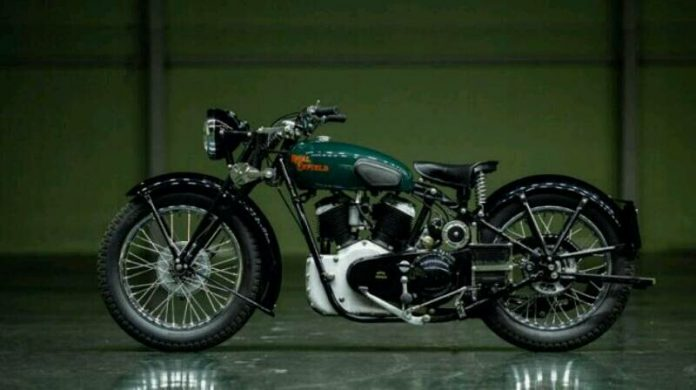 Royal Enfield KX1140 1938