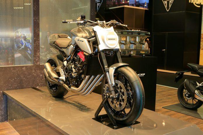 Neo Sport Cafe 650 Concept hadir di Paris Motor Show