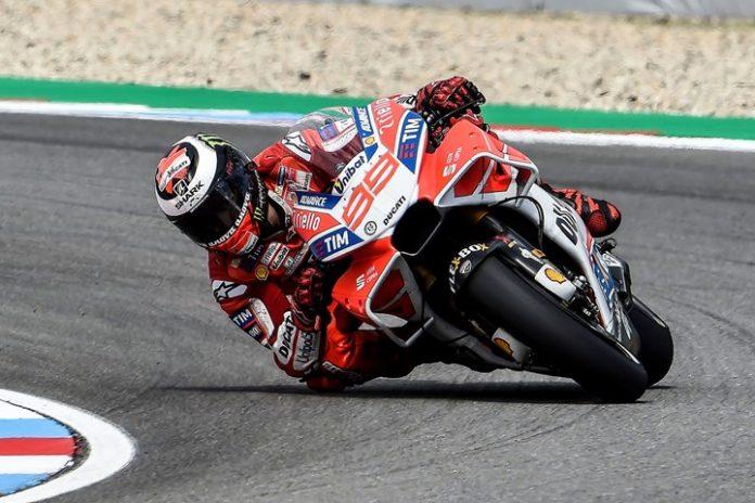 Lorenzo Batal Mengikuti MotoGP 2018 Thailand
