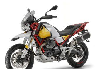 Moto Guzzi V85TT 2019