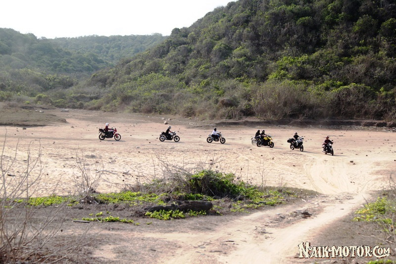 Motorbaik Adventure 2018 for Lombok