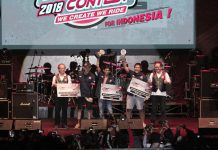 Final Battle Honda Modif Contest 2018