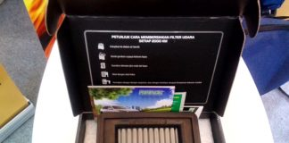 Filter Seumur Hidup Suzuki GSX150 Bandit