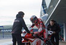 Hasil Tes Triumph Moto2 Jerez