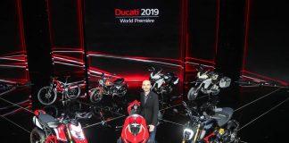 Ducati di EICMA 2018