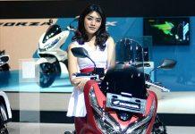 Di IMoS 2018 Honda PCX dan Vario